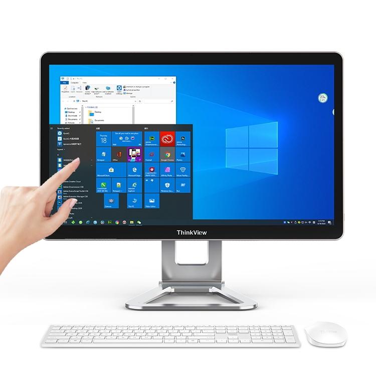 21,5 polgadas Full HD todo nun PC